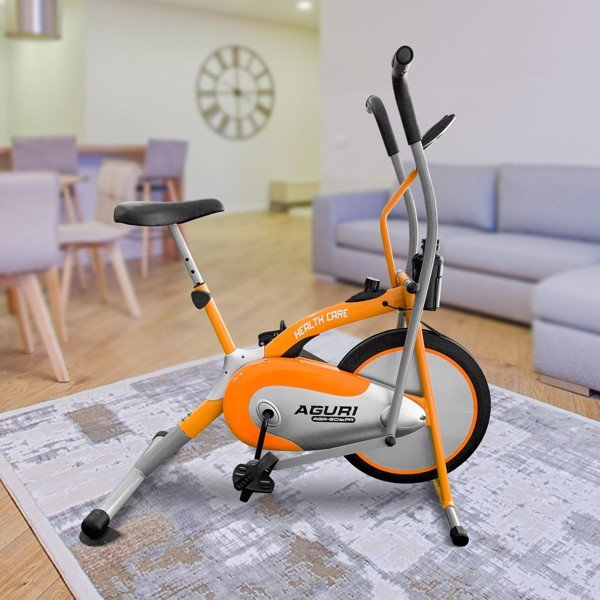 Ảnh xe đạp tập Aguri (AGS-206PA)