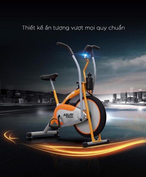 Ảnh mẫu xe Aguri AGA – 206PA – Xe đạp phục hồi chức năng